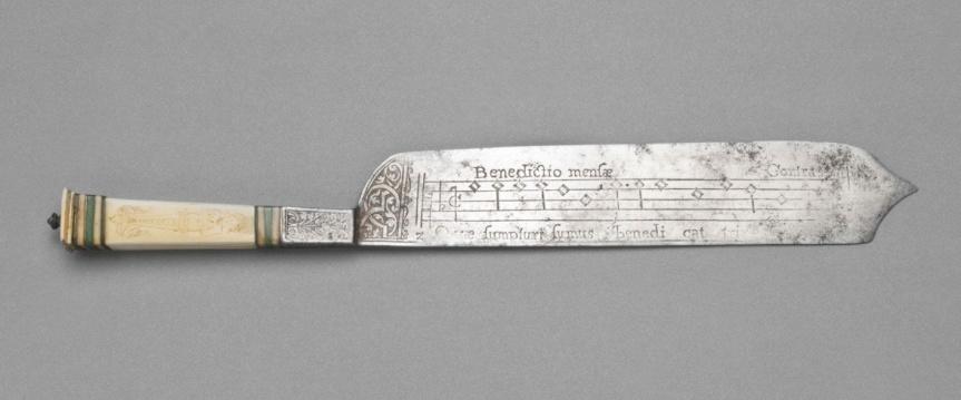 I coltelli musicali o danotazione