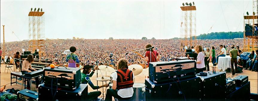 50 anni di Woodstock da guardare, leggere eascoltare