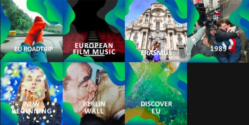 L'Unione Europea suSpotify